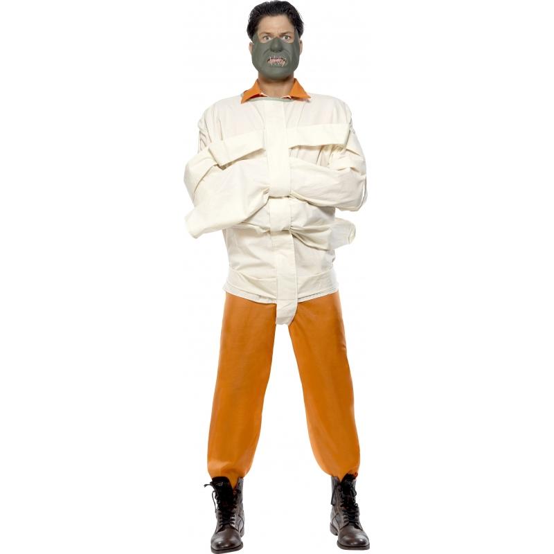Hannibal Lecter verkleedkostuum halloween
