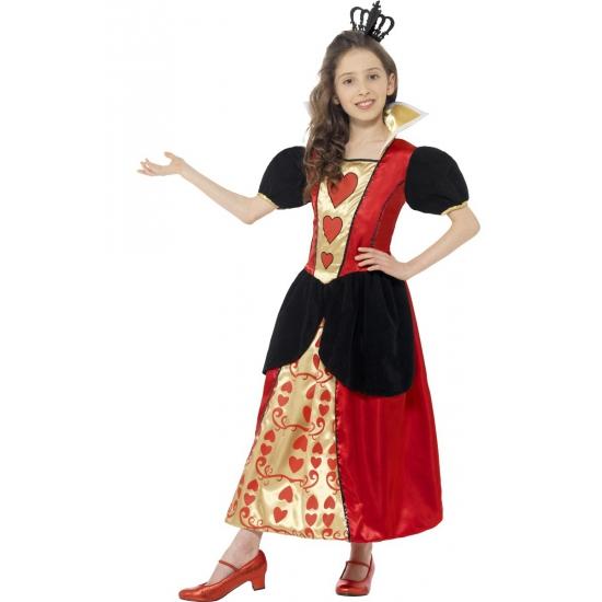 Hartenvrouw jurk voor meisjes