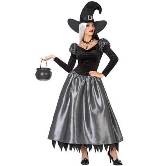 Heksen/feeks verkleed kostuum voor dames