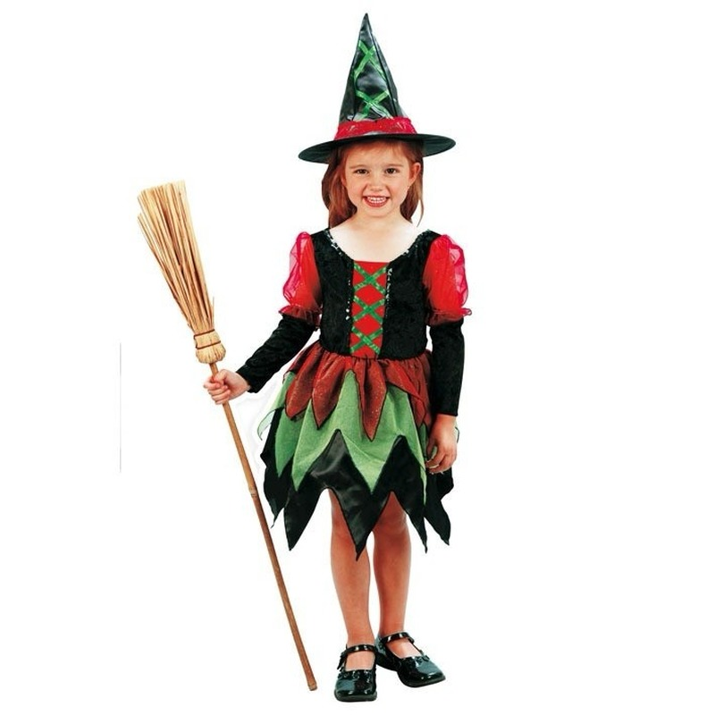 Heksen pakje voor meisjes