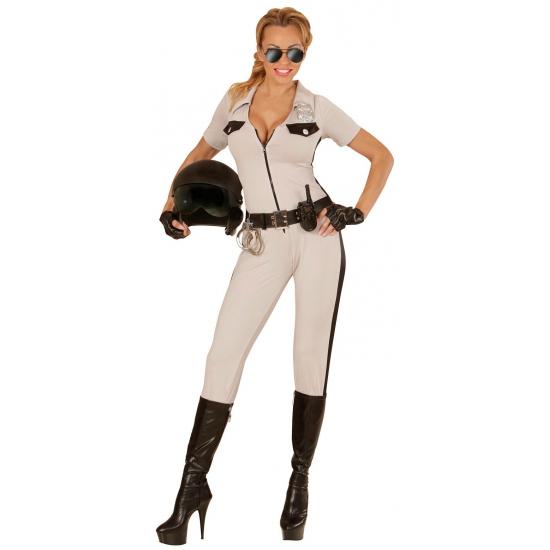 Highway patrol politie verkleedkleding pak voor dames