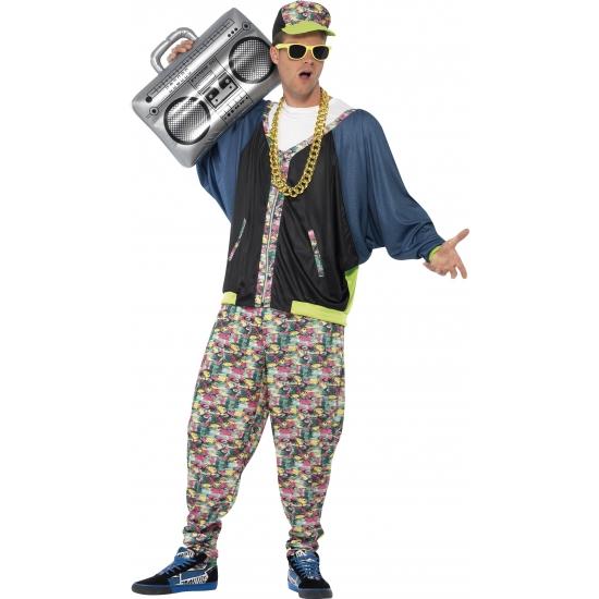 Hip hop kostuum voor heren