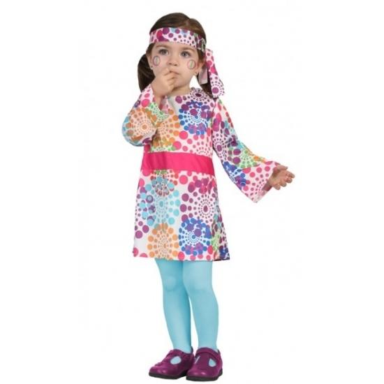 Hippie jurkje voor peuters