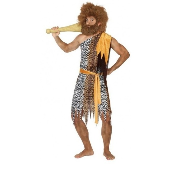Holbewoner/caveman Alley verkleed kostuum heren