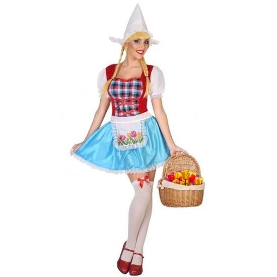 Hollands meisje kostuum 3-delig voor dames