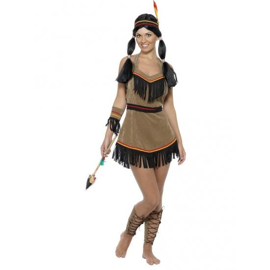 Indianen jurk voor dames