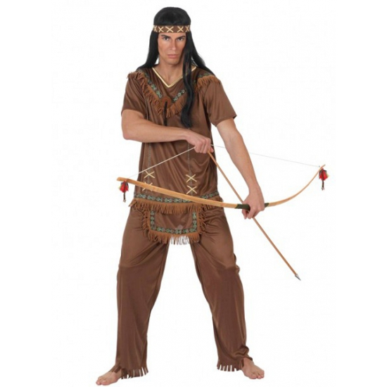 Indianen outfit voor heren
