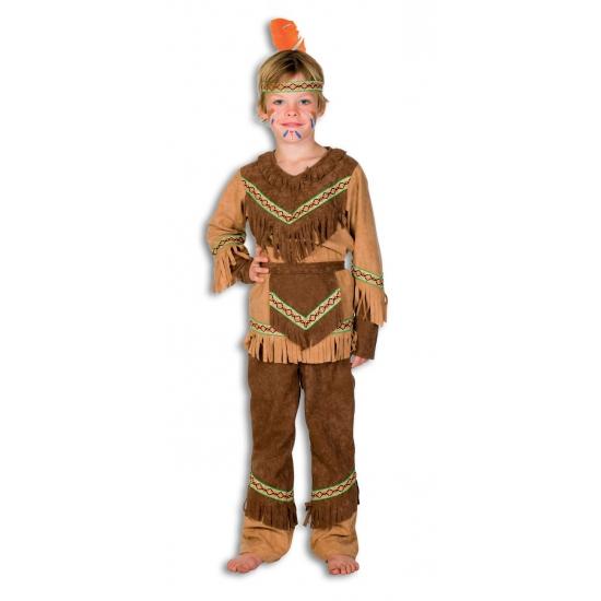 Indianen pak voor kinderen