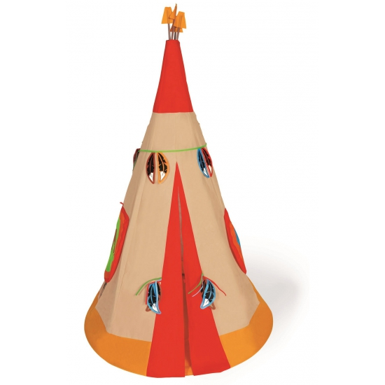Indianen speeltent 190 cm