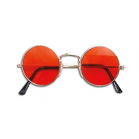 John Lennon bril oranje