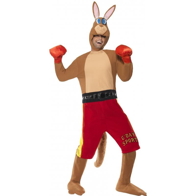 Kangoeroe bokser kostuum