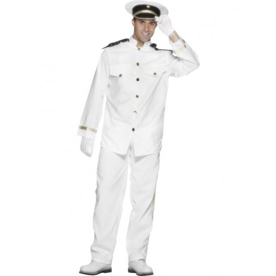 Kapiteins kostuum voor volwassenen