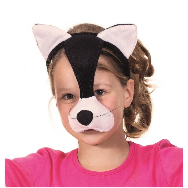 Katten masker met geluid