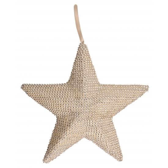 Kerstboom hanger ster 32 cm