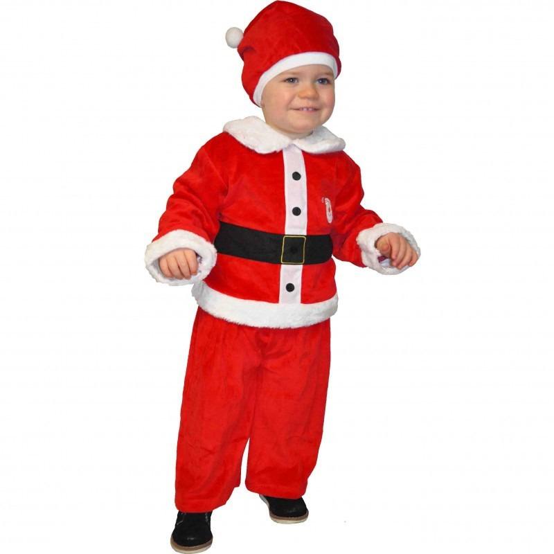 Kerstman baby pakje 12-24 maanden