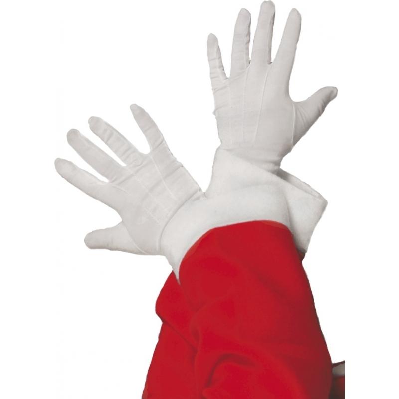 Kerstman handschoenen