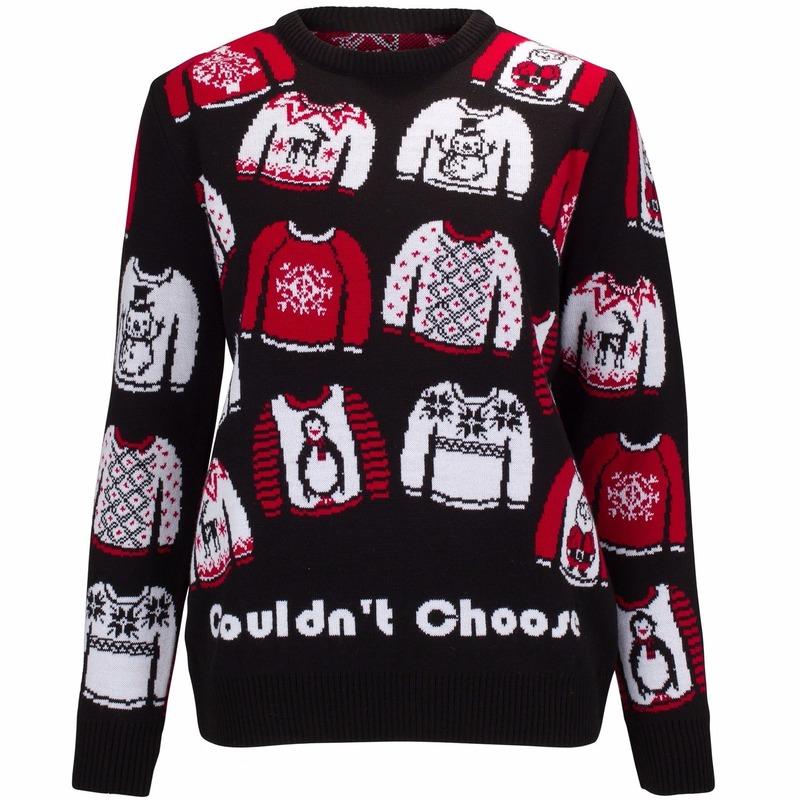 Kersttrui Could not Choose voor dames XL (42) - kerst truien