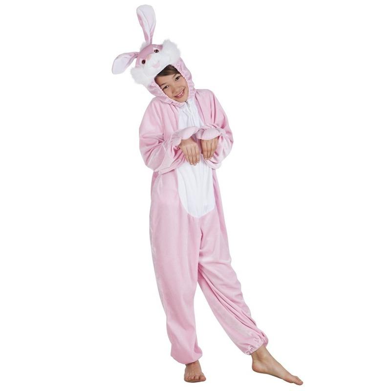 Konijn dieren kostuum voor kinderen