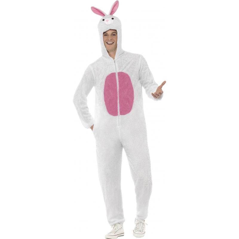 Konijn kostuum voor volwassenen