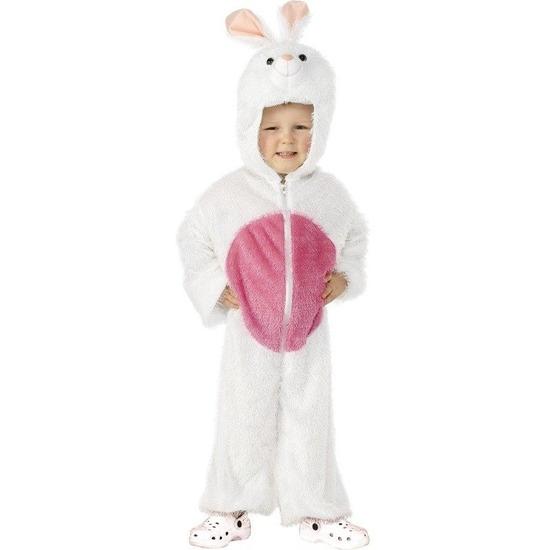 Konijnen/hazen kostuum voor kinderen