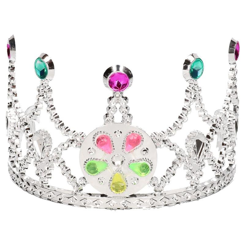 Kroon met LED verlichting