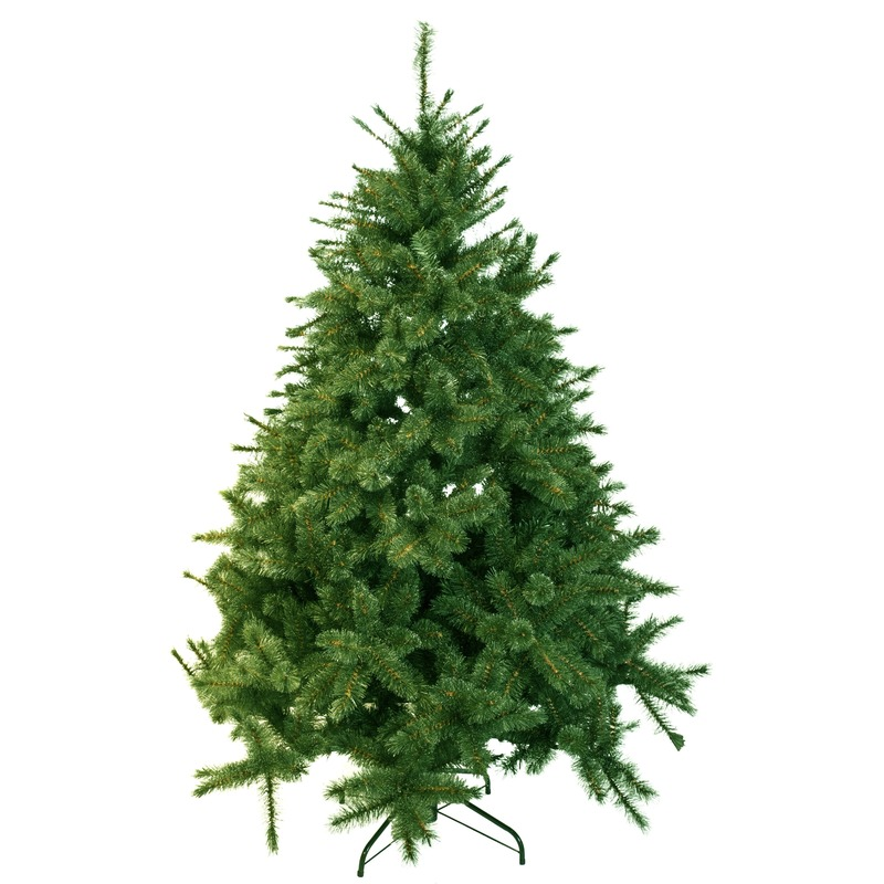 Kunst kerstboom 215 cm met 1350 takken