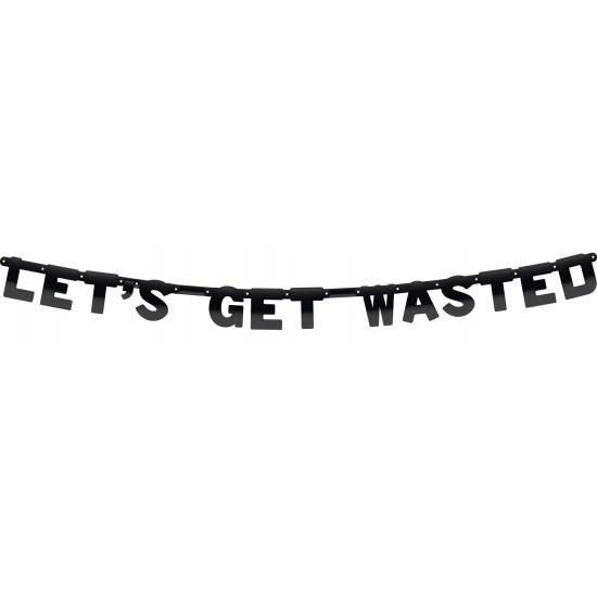 Lets Get Wasted letterslinger