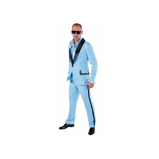 Lichtblauwe smoking voor heren