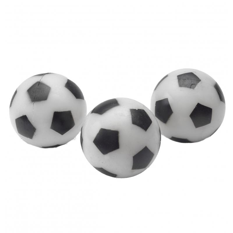 Lichtgevend stress voetballetje