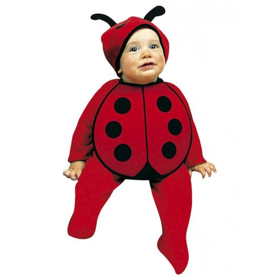Lieveheersbeestje baby verkleed set