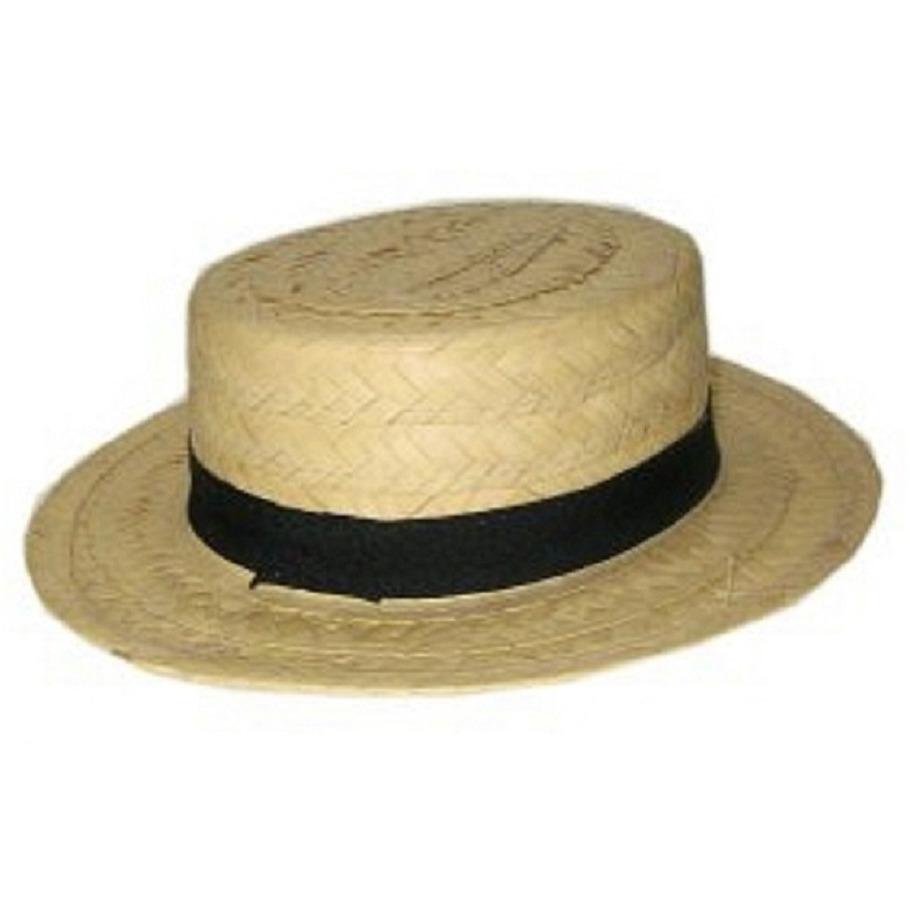 Lou Bandy gondoliers verkleed hoedje