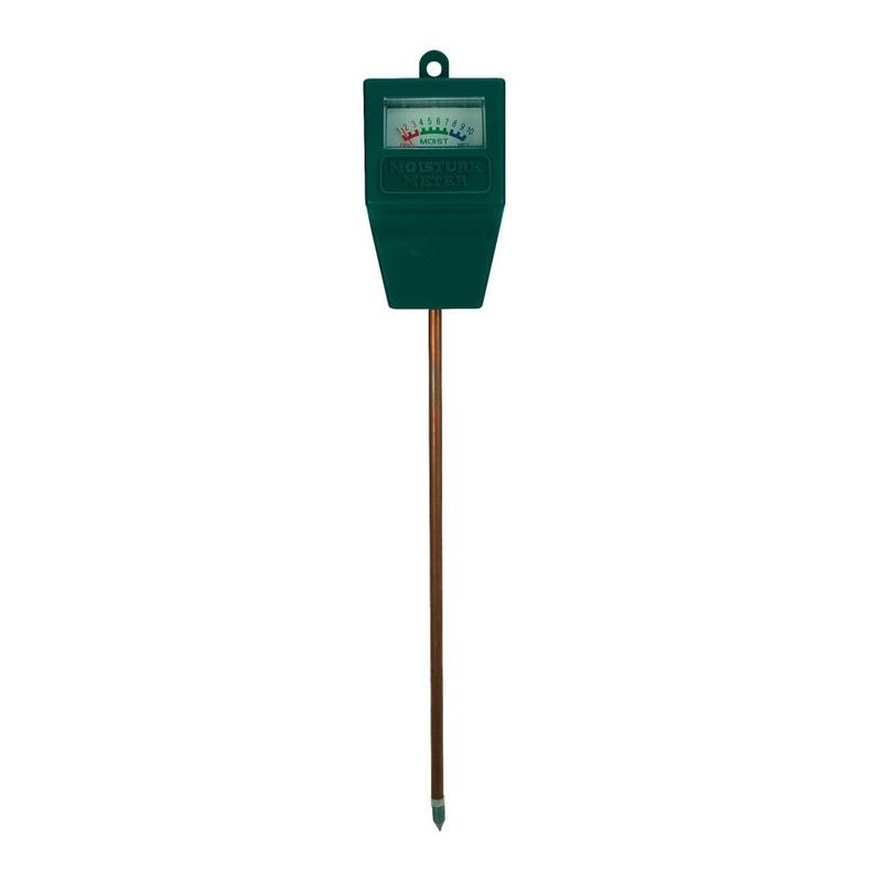 Luchtvochtigheidsmeter vochtmeter groen 28 cm