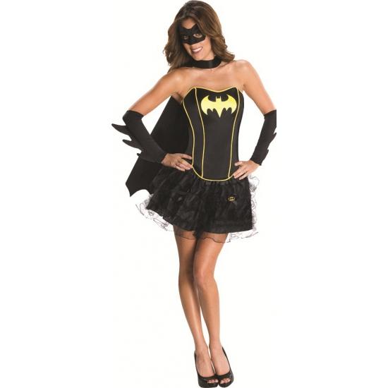 Luxe batgirl kostuum voor dames