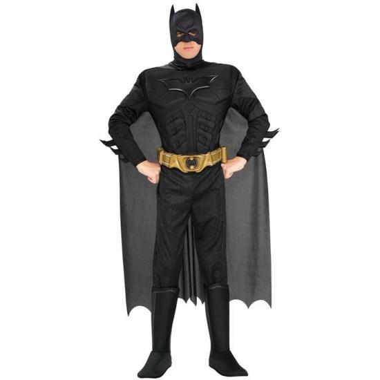 Luxe batman kostuum voor heren