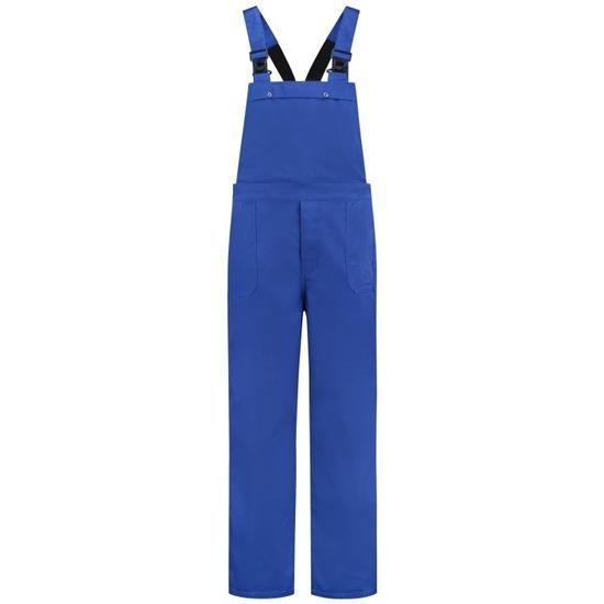 Luxe blauwe tuinbroek voor kinderen