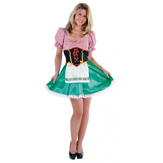 Luxe Heidi jurkje dames