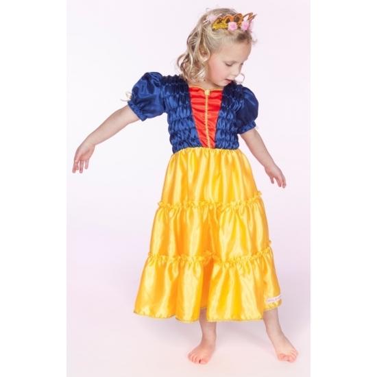 Luxe sprookjes prinses jurkje