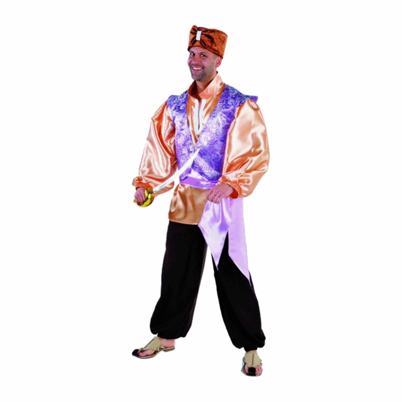 Luxe sultan heren kostuum