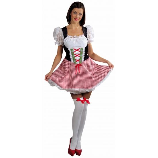 Luxe Tiroler jurkje Heidi
