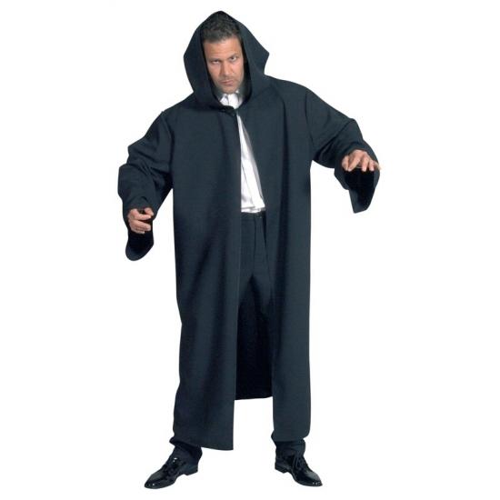 Luxe zwarte mantel