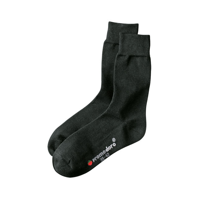 Luxe zwarte sokken
