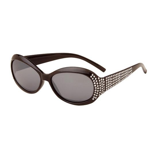 90da422b5d44dd Meiden zonnebril met diamantjes - Kinder baby zonnebrillen ...