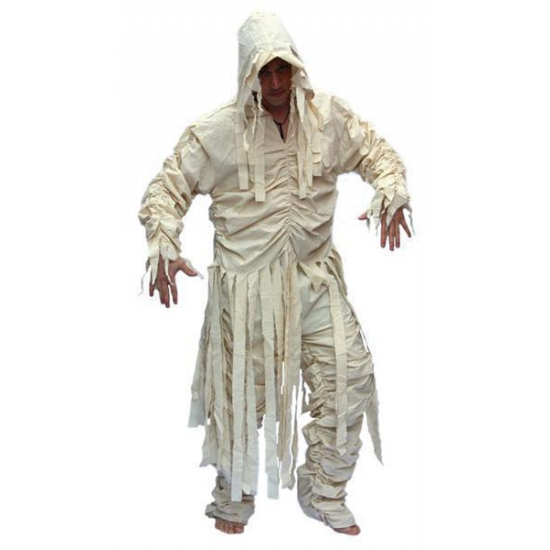 Mummiekostuum halloween voor heren