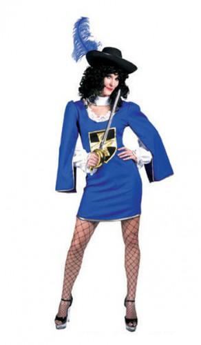 Musketier jurkje voor dames