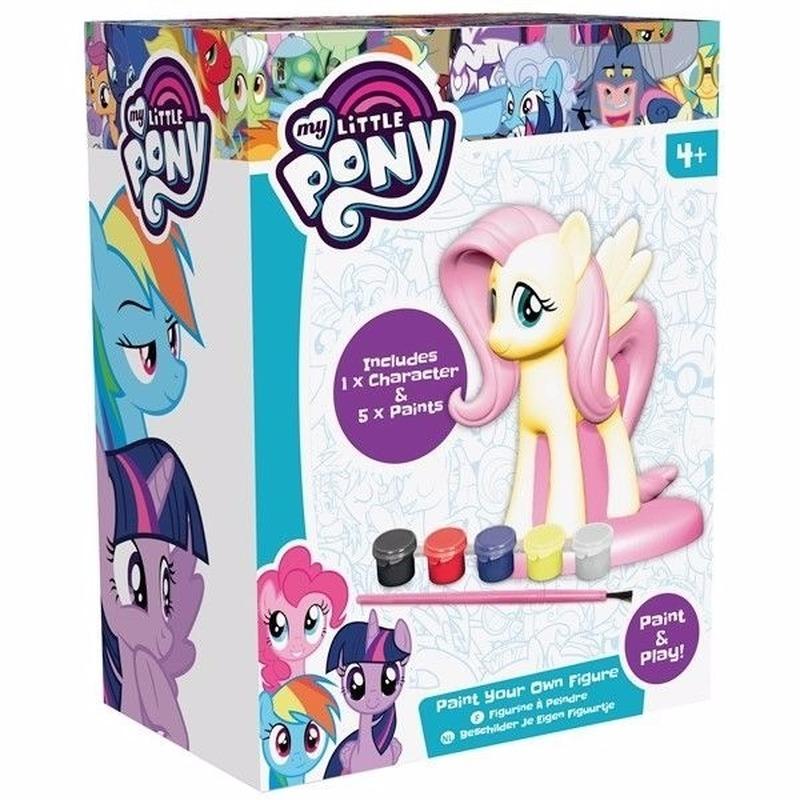 My Little Pony figuur om te verven