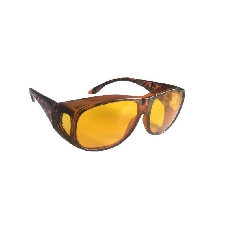be7f5cff80ff97 Nachtzicht bril bruin voor volwassenen