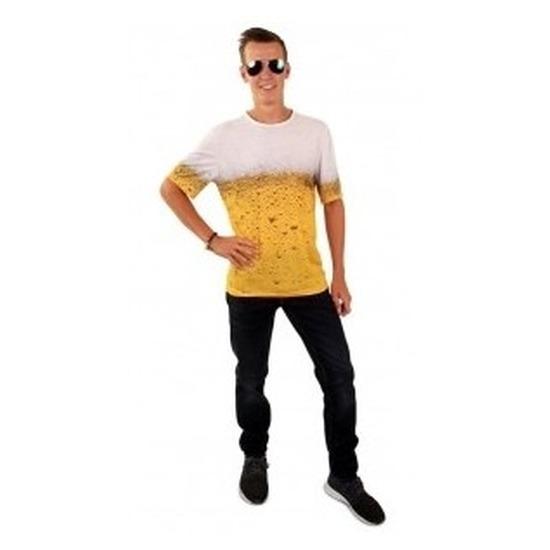Oktoberfest - Bier t-shirt voor volwassenen
