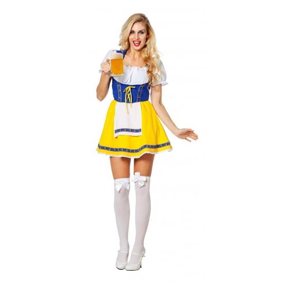 Oktoberfest - Biermeisje kostuum