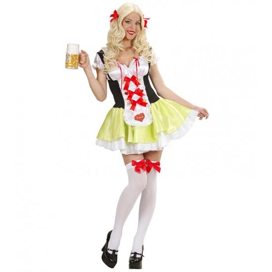 Oktoberfest - Biermeisjes jurk Ulrike