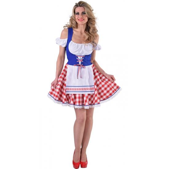 Oktoberfest - Dirndl Hollands meisje